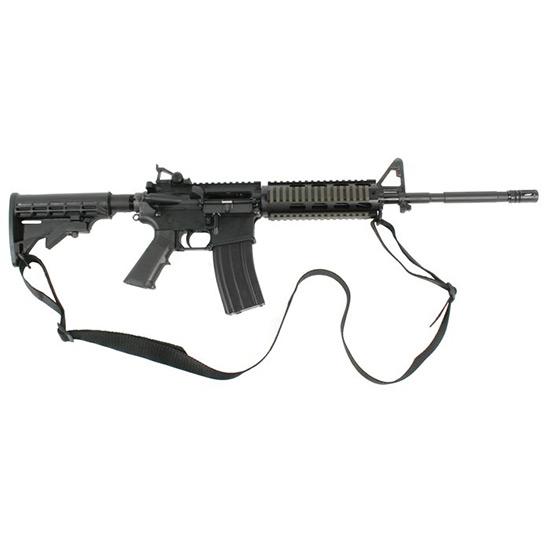 Blackhawk 70UT00BK Universal Tactical Sling Adjustable x 1.25 Nylon Webbing Black in.