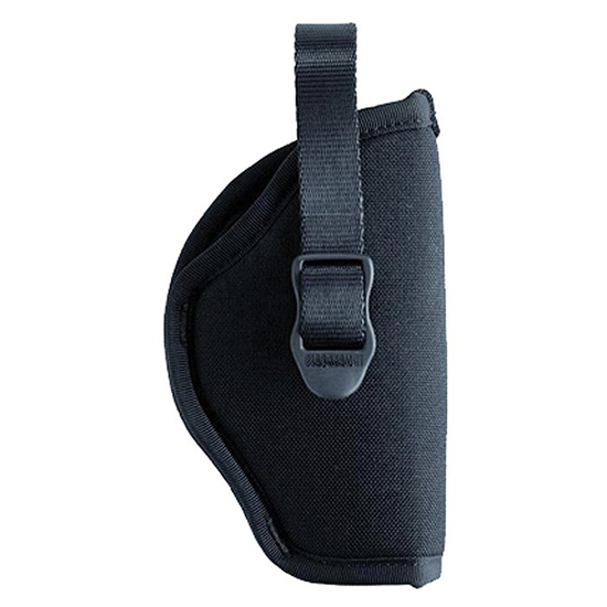 Blackhawk B990216BK Sportster Hip Holster Sz 2 RH 3-4 Barrel Medium|Large Double Action Revolver 600 Denier Polyester Nylon Black in.