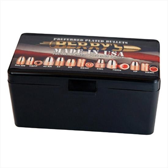 Berrys 98192 Centerfire Handgun .45 Cal 45 Caliber .452 230 GR Round Nose 250 Pk Box