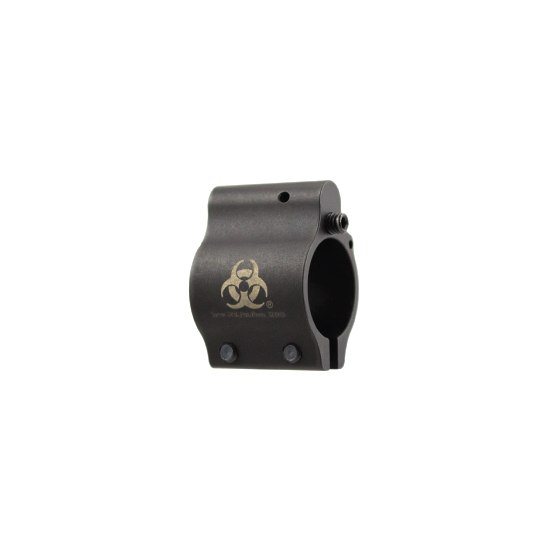 Black Rain BROLP750A BRO Low Profile Gas Block AR Style .750 Metal .223|5.56 in.