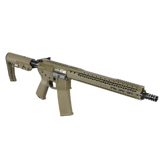 Black Rain BROSCOUTFDE Recon BRO Scout Semi-Automatic 223 Remington|5.56 NATO 16 30+1 6-Position MFT BMS Minimalist Flat Dark Earth Stk Flat Dark Earth Cerakote in.