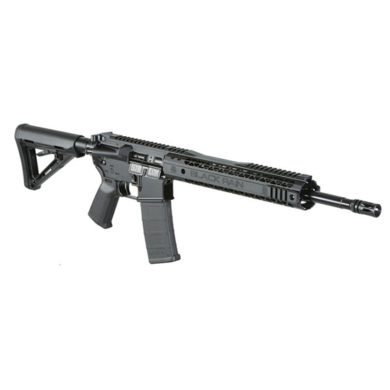 Black Rain BROSPEC15 SPEC15 Carbine Semi-Automatic 223 Remington|5.56 NATO 16 30+1 Magpul MOE Black Stk Black Hardcoat Anodized in.
