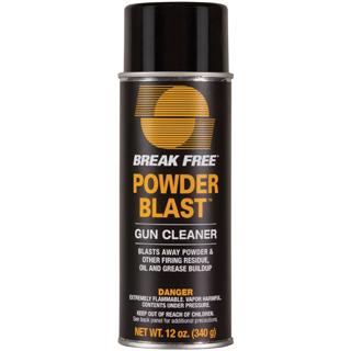 Break-Free GC1612 Powder Blast Gun Cleaner 12 oz