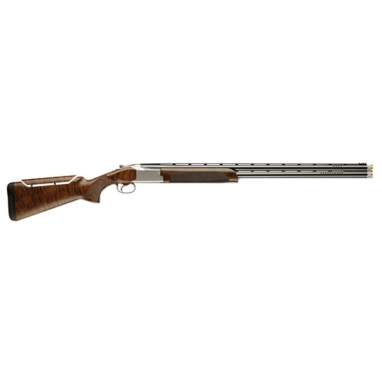 Browning 0135803010 Citori 725 Trap Over|Under 12 Gauge 30 2.75 in.  Black Walnut Adjustable Comb Stk Silver Nitride Steel in.