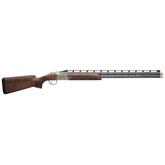 Browning 0180553010 Citori 725 High Rib Sporting Over|Under 12 Gauge 30 3 in.  Black Walnut Stk Silver Nitride Steel in.