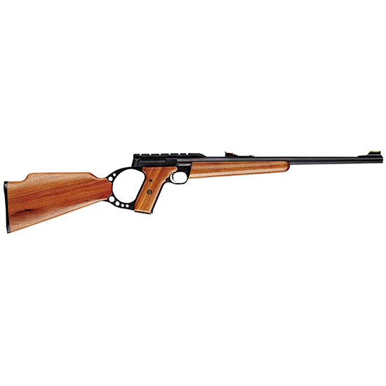 Browning 021026102 Buck Mark Sporter Semi-Automatic 22 Long Rifle 18 10+1 Walnut Oil Finish Stock Blued in.