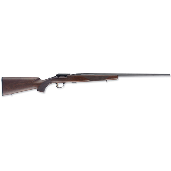 Browning 025176270 T-Bolt Target|Varmint Bolt 17 Hornady Magnum Rimfire (HMR) 22 10+1 Walnut Stock Blued in.