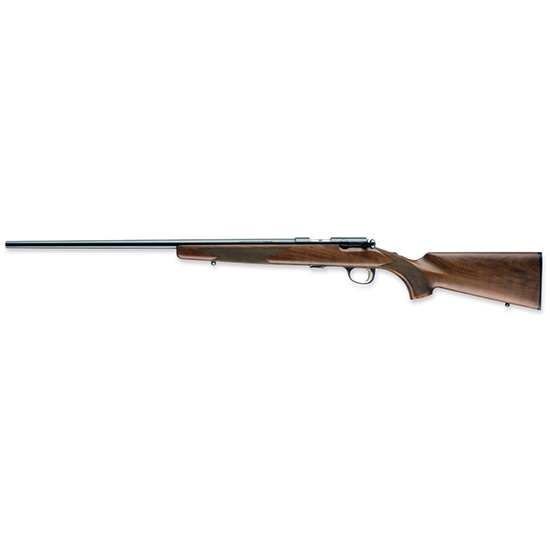 Browning 025184270 T-Bolt Sporter Bolt 17 Hornady Magnum Rimfire (HMR) 22 10+1 Walnut Stock Blued in.