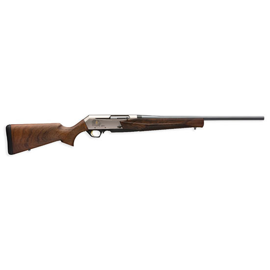Browning 031047229 BAR MK3 Semi-Automatic 300 Winchester Magnum 24 2+1 Walnut Stk Nickel Receiver|Blued Barrel in.