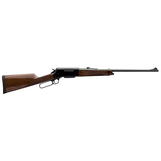 Browning 034006109 BLR Lightweight 81 Lever 22-250 Remington 20 4+1 Walnut Stock Blued in.