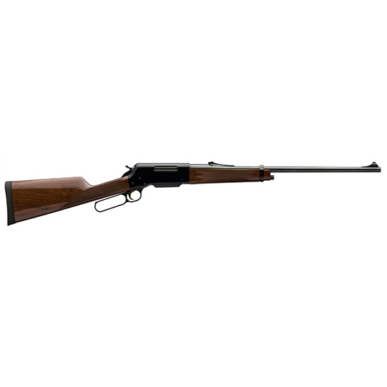 Browning 034006111 BLR Lightweight 81 Lever 243 Winchester 20 4+1 Walnut Stock Blued in.