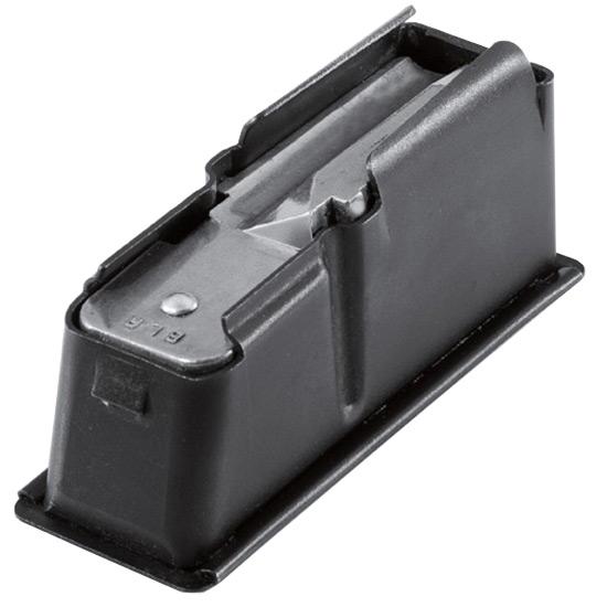 Browning 112-026012 Mag BLR 81 308Win 7.62NATO Black Finish Steel 4rd