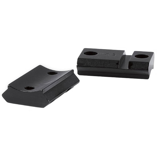Browning 12550 2-Piece Base For Browning A-Bolt III Weaver Style Black Matte Finish