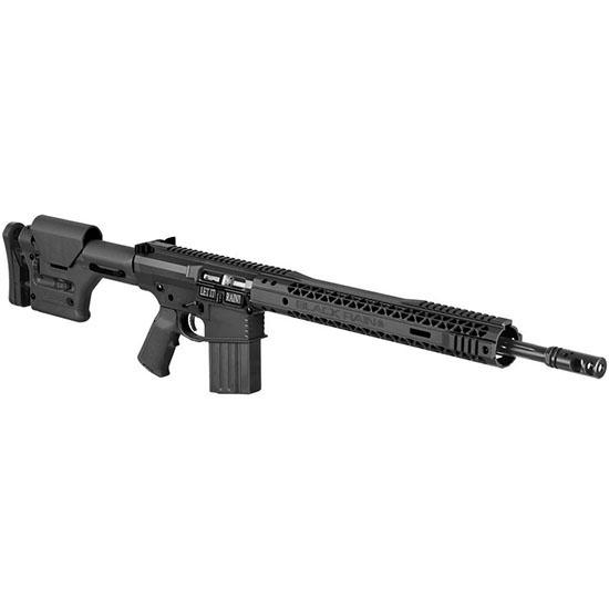 Black Rain BROPREDATORB Hunting BRO Predator Semi-Automatic 223 Remington|5.56 NATO 18 30+1 Magpul PRS Black Stk Black Hard Coat Anodized in.