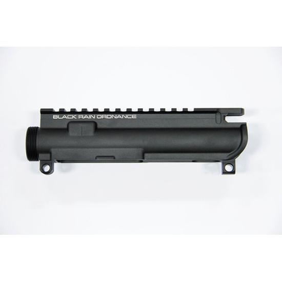 Black Rain BROSPEC15UR Spec15 223 Remington|5.56 NATO  7075-T6 Aluminum Black Hardcoat Anodized