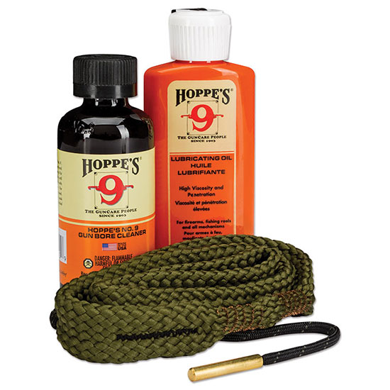 Hoppes 110022 1-2-3 Done Cleaning Kit 22LR Pistol