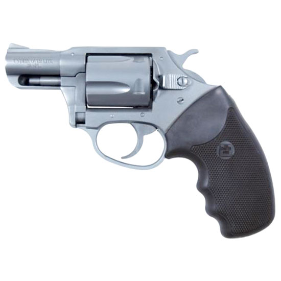 Charter Arms 53820 Undercover Lite Standard Single Double 38 Special 2 5 Black Rubber Stainless in.