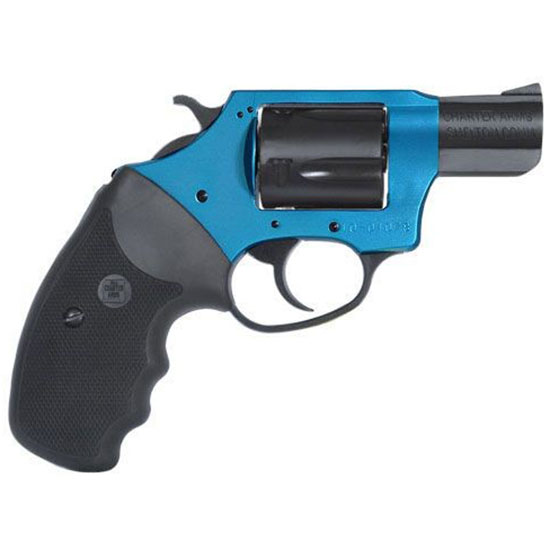 Charter Arms 38 Revolver SANTE-FE Turquoise and Black
