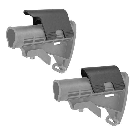 Command Arms CP Cheek Rest Set CP1|CP2 Polymer Black
