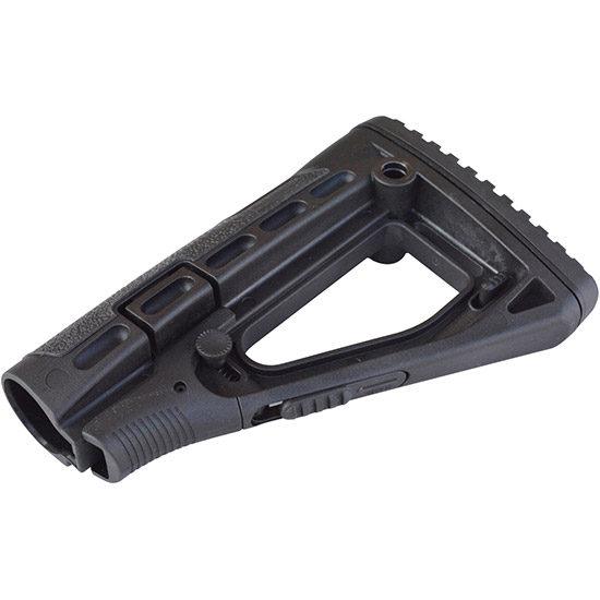 Command Arms SBS AR-15 Rubber|Polymer Black