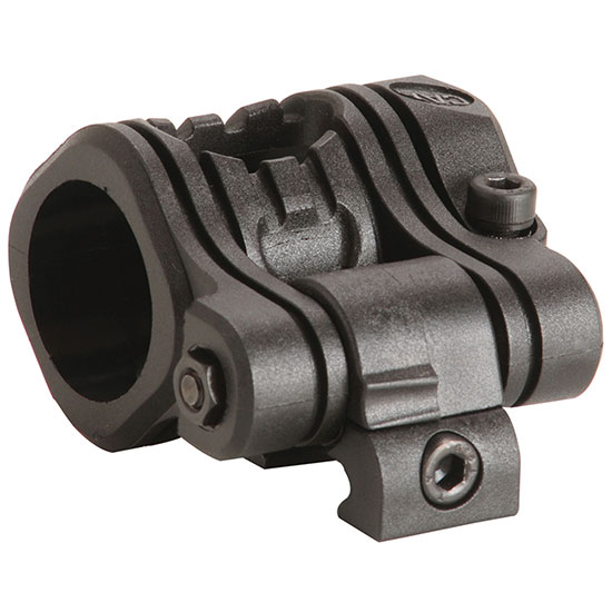 Command Arms UFH3P Flashlight|Laser Mount QR 0.96 - 1.06 in.  Polymer Black in.