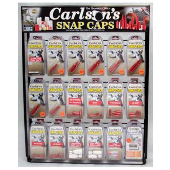 Carl Snap Cap Display Rack Drop Ship