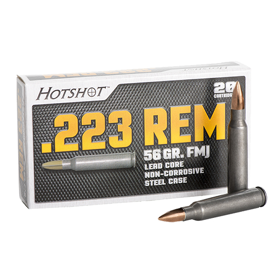 Red Army Standard AM2424 Red Army Standard  223 Remington 56 GR Full Metal Jacket Boat Tail 20 Bx| 50 Cs