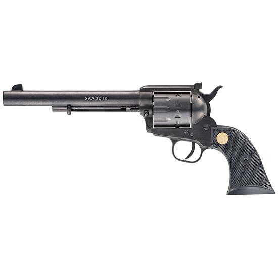 Chiappa Firearms CF340170 1873 22 LR 7.50in. 10 Round Black Black Synthetic Grip