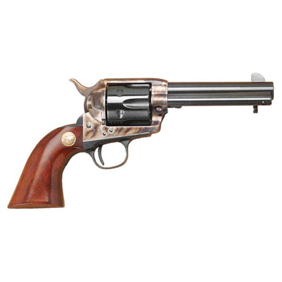 Cimarron MP400 Model P Pre-War 1896-1940 357 Magnum|38 Special 4.75 Walnut Grip Blued in.