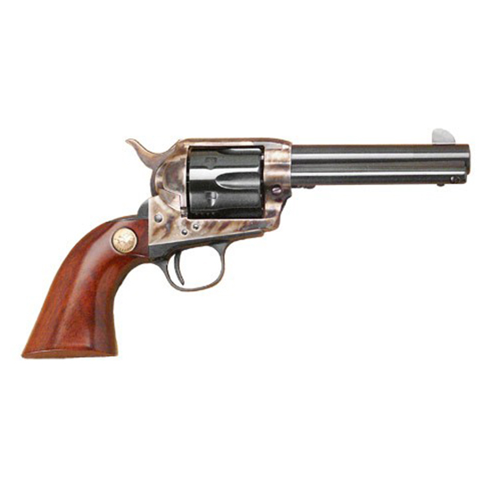 Cimarron MP410 Model P Pre-War 1896-1940 Revolver 45 Colt (LC) 4.75 Walnut Grip Blued in.