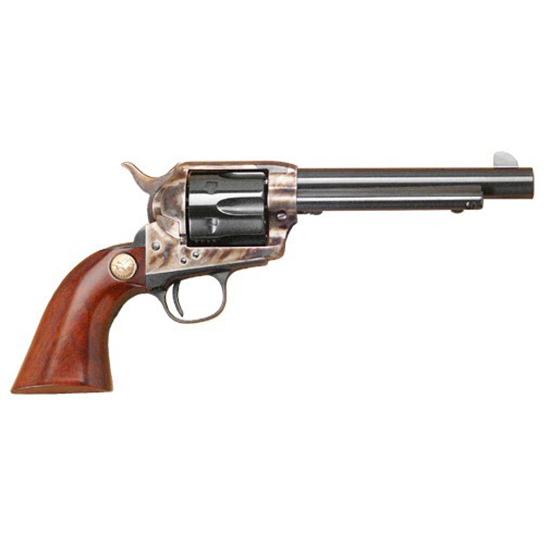 Cimarron MP411 Model P Pre-War 1896-1940 45 Colt (LC) 5.5 Walnut Grip Blued in.