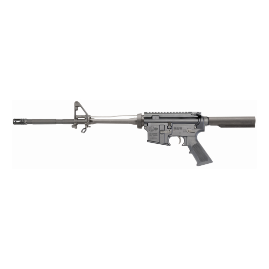 Colt LE6920-OEM1 LE6920 SA 223 Rem|5.56 NATO 30+1 16.1 Post Fnt No Furniture Blk in.
