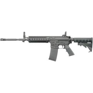 Colt LE6940 AR-15 Carbine SA 223|5.56 16.1 30+1 4-Pos Stk Blk in.