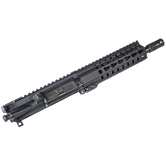 CMMG 30B8188 Upper Group 300 AAC Blackout|Whisper (7.62x35mm) 8 4140 Chrome Moly Steel Medium Taper Blk Brl Finish in.