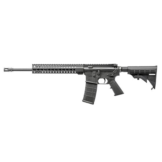 CMMG 55AC72C Rifle Mk4 T SBN Semi-Automatic 223 Remington|5.56 NATO 16.1 MB M4 Black Stk Black in.