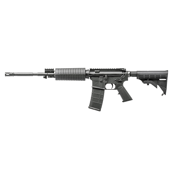 CMMG 10214 AR-15 M4-LE OR SA 223|5.56 16 30+1 6-Pos Stk Black in.