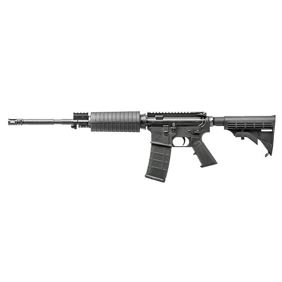 CMMG 10214 AR-15 M4-LE OR SA 223|5.56 16 30+1 6-Pos Stk Black in.