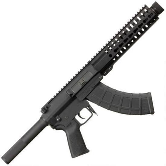 CMMG Mk47 AKS8 Black 7.62x39 8-inch 30Rd