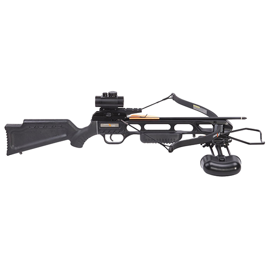 Crosman AXR175B XR175 Recurve Crossbow Black