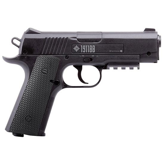 Cros 40001 BB Pistol Blk CO2 20rd Semi-Auto .177 BB