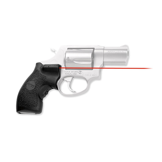 Crimson Trace LG185 Lasergrips Red Taurus Sm Frame 5mW .50@50ft Blk Poly in.