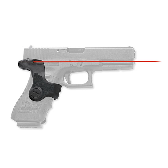 Crimson Trace LG417 Lasergrips Red For Glock Gen3 Full Size 17|19 Front Actvatio