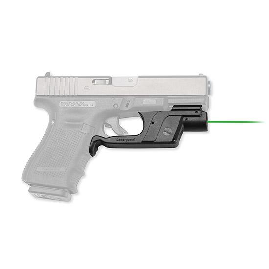 Crimson Trace LG453 Laserguard  Red Laser Springfield XD|XD(M) Trigger Guard Black