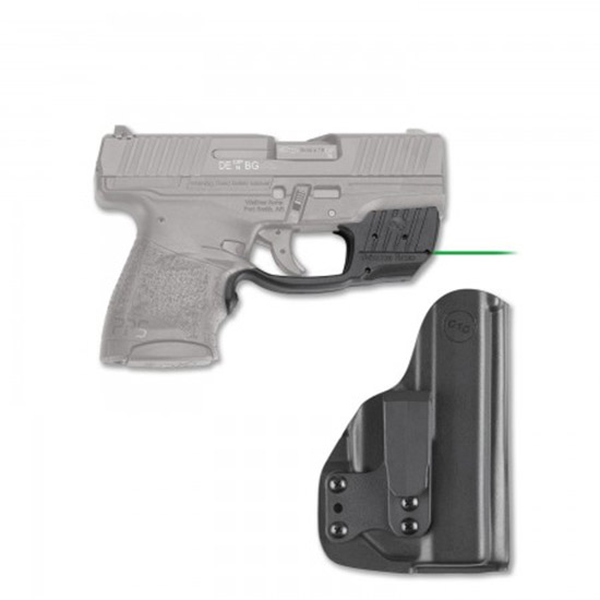 Crimson Trace Laser Sight for Walther PPS M2 with BladeTech IWB Holster