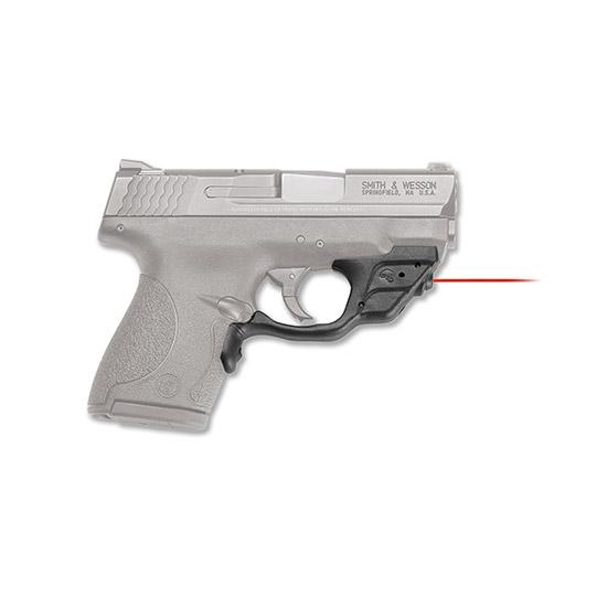 Crimson Trace LG489 Laserguard  Red Laser S&W M&P Shield 9 40 Trigger Guard Black