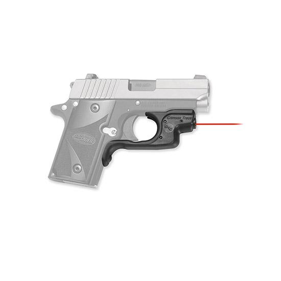 Crimson Trace LG492 Laserguard  Red Laser Sig P238 Trigger Guard Black