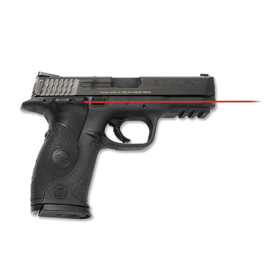 Crimson Trace LG660 Lasergrips Red S&W M&P 633 nm .5@50ft Blk Poly in.