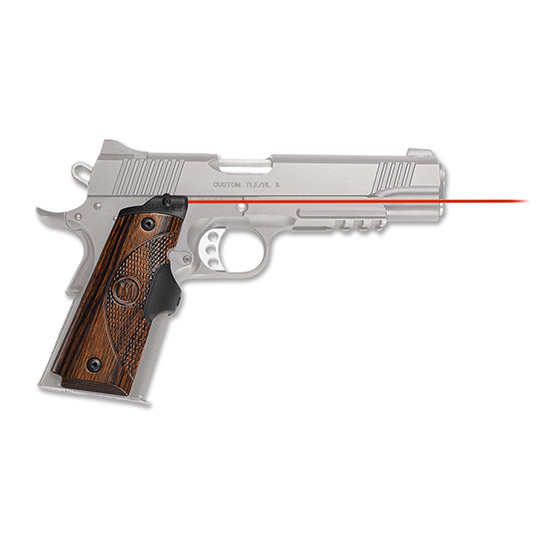 Crimson Trace Master Series 1911 Government|CMD Walnut