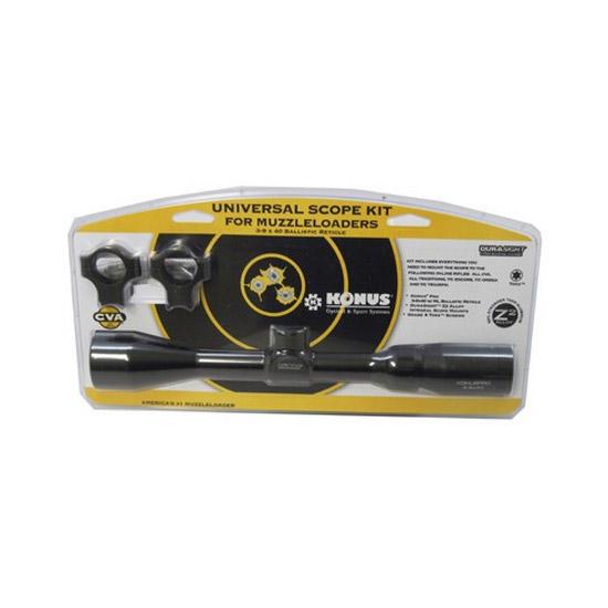 CVA AA2005 Scope Kit 3-9X40 ML BR