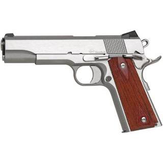 Dan Wesson 01907 DW Razorback RZ-10 SAO 10mm 5 9+1 FS Cocobolo Grip SS in.
